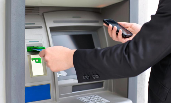 Getting cash from ATM through PayPal