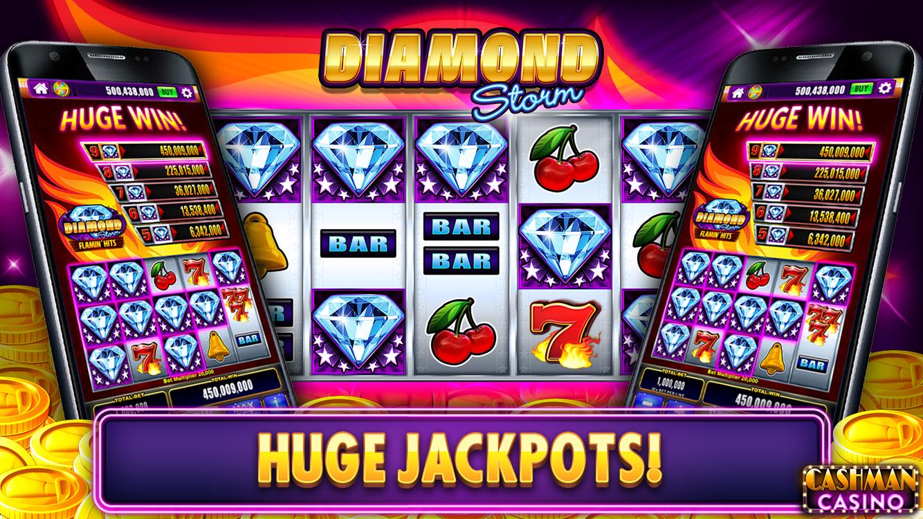 Cashman casino wins