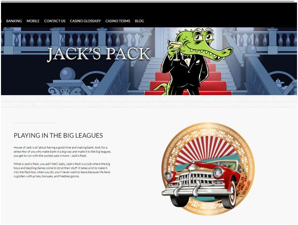 House of Jack- Jack Pack VIP