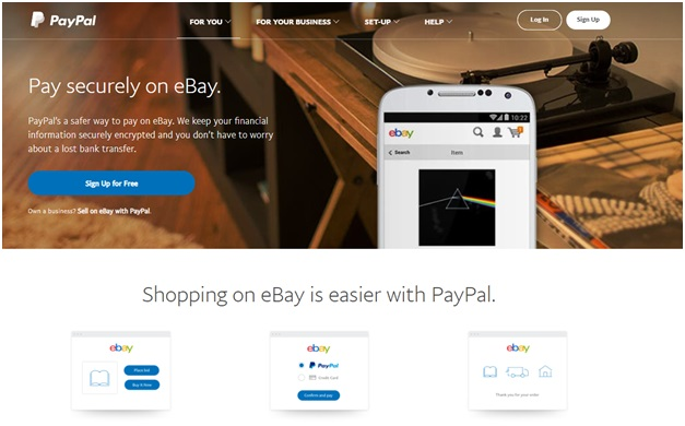 How to buy Christmas and New Year Gifts on eBay with Paypal
