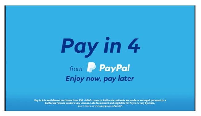 How to use BNPL service of Paypal in Australia- Pay in 4