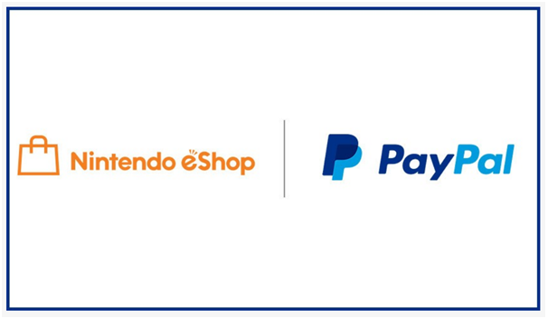 Nintendo shop with paypal Australia