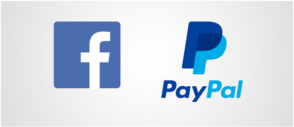Facebook linked to PayPal