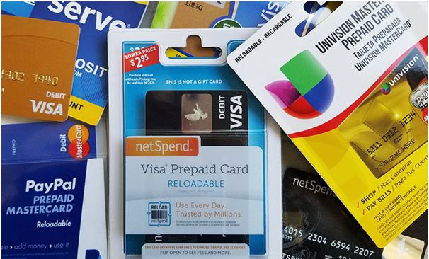 Paypal prepaid cards adding funds to VISA