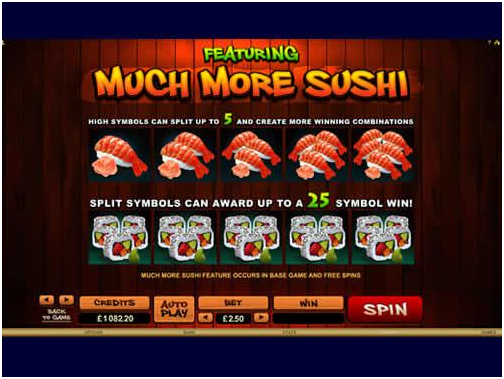 So Much Sushi | Euro Palace Casino Blog