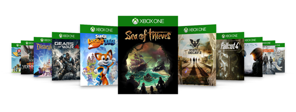 Xbox Game Pass offer