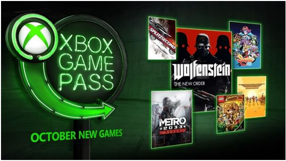XBox game pass with PayPal