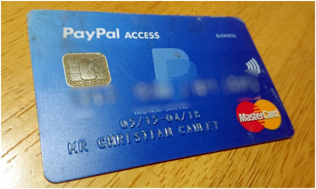 Amazon and paypal credit