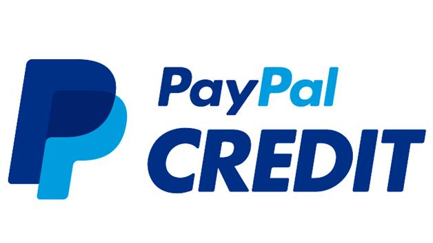 Paypal credit AU