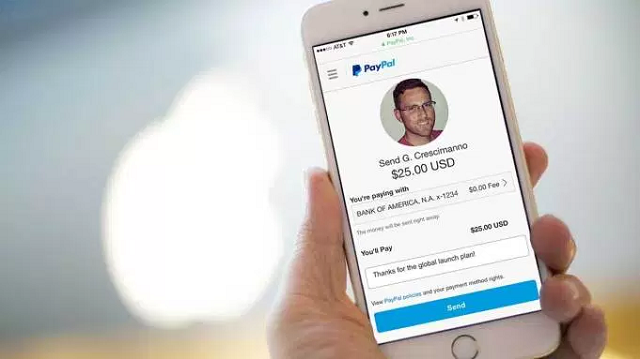 paypal siri support
